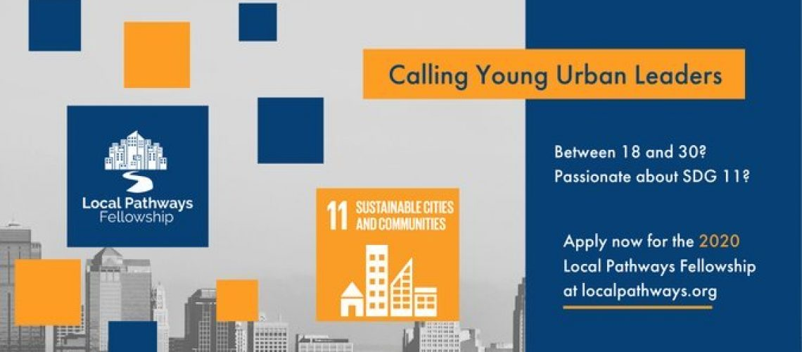 sdsn_young-urban-leaders-path-fellowship